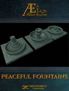 Peaceful Fountains