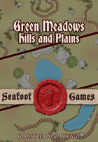 Seafoot Games - Hills and Plains of Green Meadows (6 Battlemap Package)