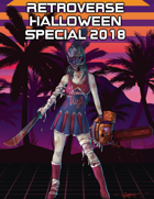 Lasers and Liches Halloween Special 2018