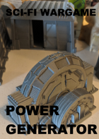 Sci Fi Wargaming - Power Generator