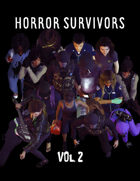 Horror Survivors Vol. 2