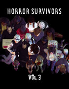 Horror Survivors Vol. 3