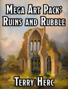Terry Herc's Mega Art Pack - 100 Ruins and Rubble