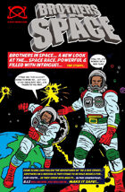 Brothers In Space Comic Book #1