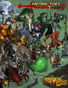 Fantasy Foes Pack 1, Isometric Enemies