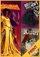 The Machinations PRINT Bundle 1 [BUNDLE]