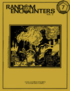 Random Encounters Map Collection Vol 2, Issue 7 (June 2019) Low-Res - REMC0012LR