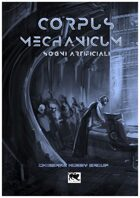 Corpus Mechanicum Plus - Sogni artificiali