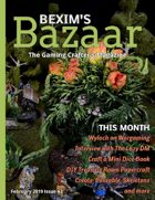 Bexim's Bazaar Gaming Magazine Issue #2