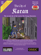 SM03 Cityguide to the City of Karan