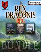 Rex Draconis RPG EVERYTHING (5e & PF) [BUNDLE]