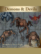 Devin Token Pack 35 - Demon Devils (KS)