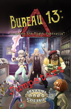 Bureau 13: Stalking the Night Fantastic - Jumpstart