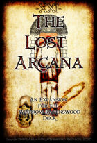 The Lost Arcana (Windrow-Ravenswood Deck)