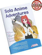 Solo roleplaying in an anime world