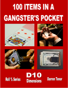 100 Items in a Gangster's Pocket