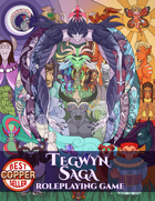 Tegwyn Saga Roleplaying Game