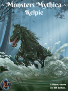 Monsters Mythica: Kelpie