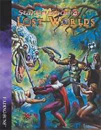 Lost Worlds: Star Crusade 2 on RPGNow.com