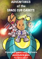 Adventures of the Space Cub Cadets
