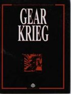 Gear Krieg Tactical Rulebook