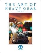 The Art of Heavy Gear Volume 3