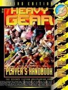Heavy Gear RPG 3rd Edition Player's Handbook
