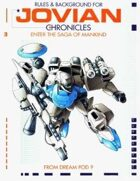Jovian Chronicles Rulebook 1st Edition