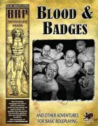 Blood & Badges