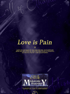[Korean] Love is pain