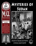 Mysteries of Sudan