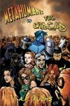 Metahumans vs the Undead: A Superhero vs Zombie Anthology