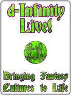 d-Infinity Live! Series 4, Episode 2: Bringing Fantasy Cultures to Life