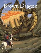 Brown Dragon (A Monster for 5th Edition)