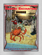 Creatures of the Wastelands: Random Encounters
