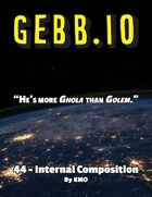Gebb 44 – Internal Composition