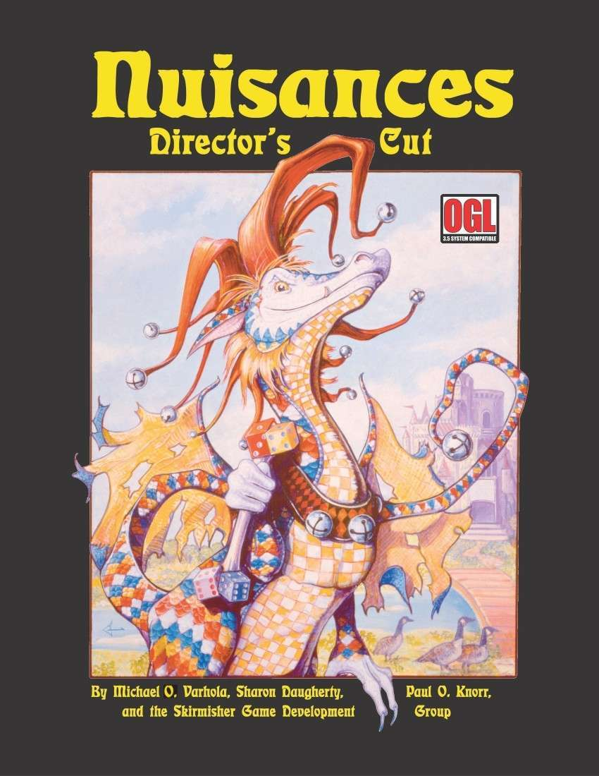 Nuisances: Director's Cut on RPGNow.com