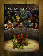 Thieves' Guilds, Brothels, & Other Underworld Places (City Builder Volume 11)
