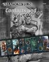 Shadowrun: Gamemaster's Screen: 4th Ed. (PDF)