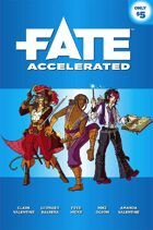Fate Accelerated Edition