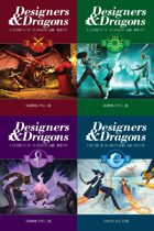 Designers & Dragons: The Complete Hardcover Set [BUNDLE]