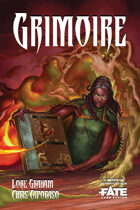 Grimoire • A World of Adventure for Fate Core