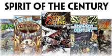Spirit of the Century Features