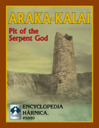 Araka-Kalai: Pit of the Serpent God
