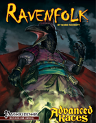 Advanced Races 5: Ravenfolk (Pathfinder RPG)