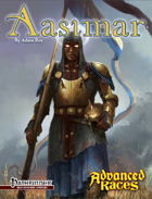 Advanced Races 9: Aasimar (Pathfinder RPG)