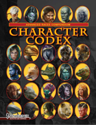 Advanced Races Character Codex (Pathfinder RPG)