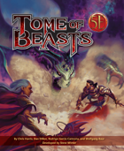 Tome of Beasts for 5th Edition
