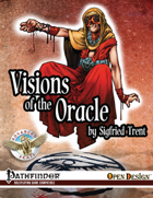 Advanced Feats: Visions of the Oracle (Pathfinder RPG)