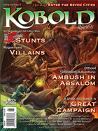Kobold Quarterly Magazine 17